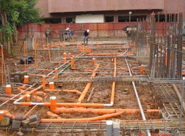 地基基础工程分包