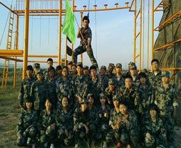 军事素质训练