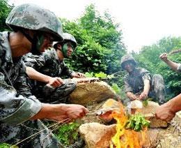 貴州野外生存訓練