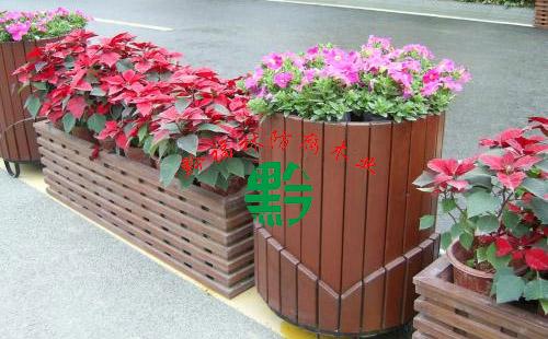 六盘水防腐木花箱