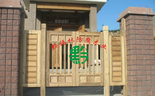 贵州防腐木厂家