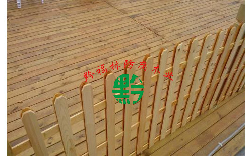 贵州防腐木围�? title=
