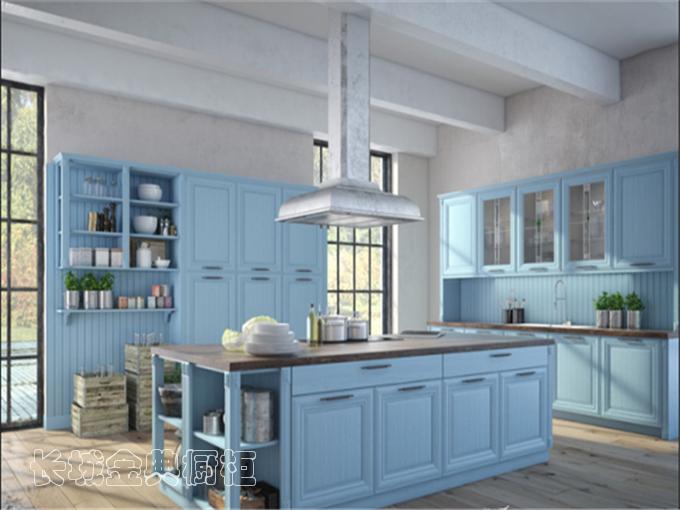 厨房整体橱柜设计图