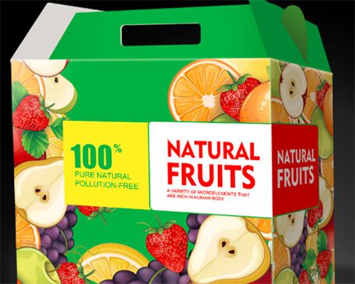 郑州水果纸箱包装