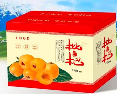 河南水果纸箱包装