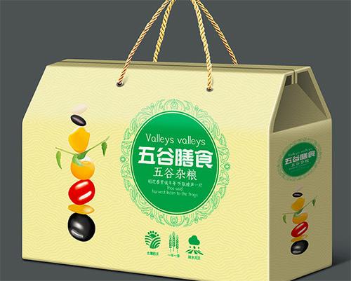 河南土特产礼盒包装厂