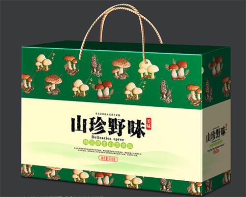 郑州土特产礼盒包装