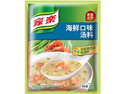 家乐海鲜口味汤料