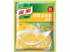 家乐鸡茸玉米羹汤料