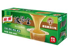 菌菇靓汤口味浓汤宝
