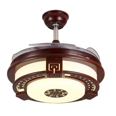中式风扇灯