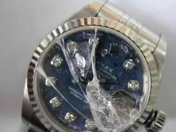 手表镜面更换