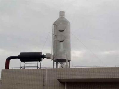 dgs酸雾不锈钢喷淋塔