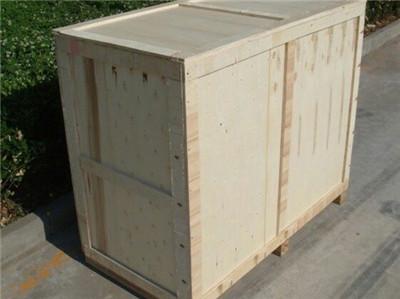 木制包装箱出口