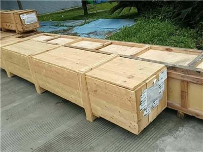 二手木制包装箱