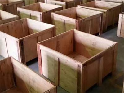 四川木制包装箱