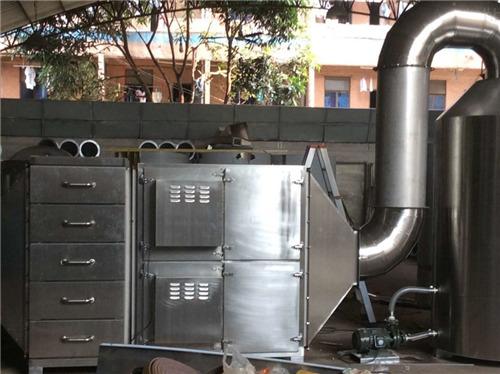 成都废气处理工程