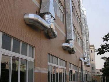 成都排烟管道安装