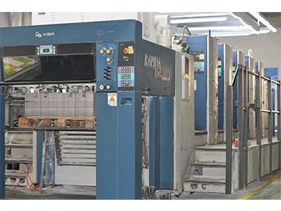 德国高宝印刷机