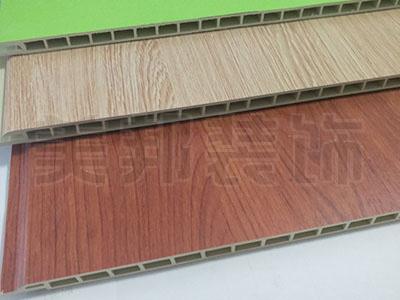 pvc竹木纤维墙板