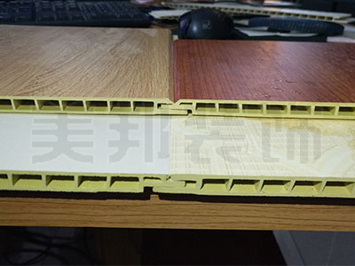 竹木纤维卧室墙板