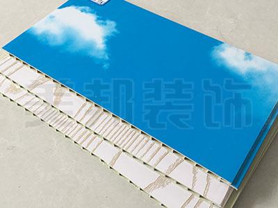 木塑墙面板