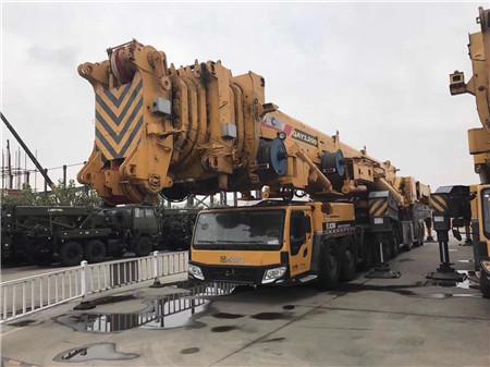 武汉大型吊装工程