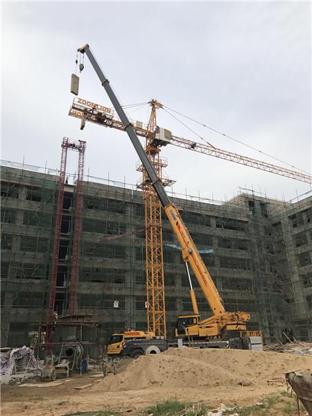 武汉高层吊装