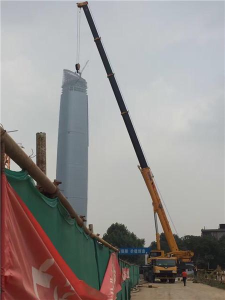 武汉专业高层吊装公司