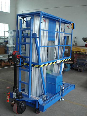 铝合金升降机,铝合金升降设备,铝合金升降平台,铝合金升降台,铝合金高空作业平台