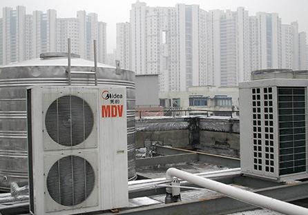 沈阳空气源热泵