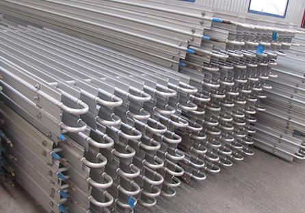 铝排管冷库安装