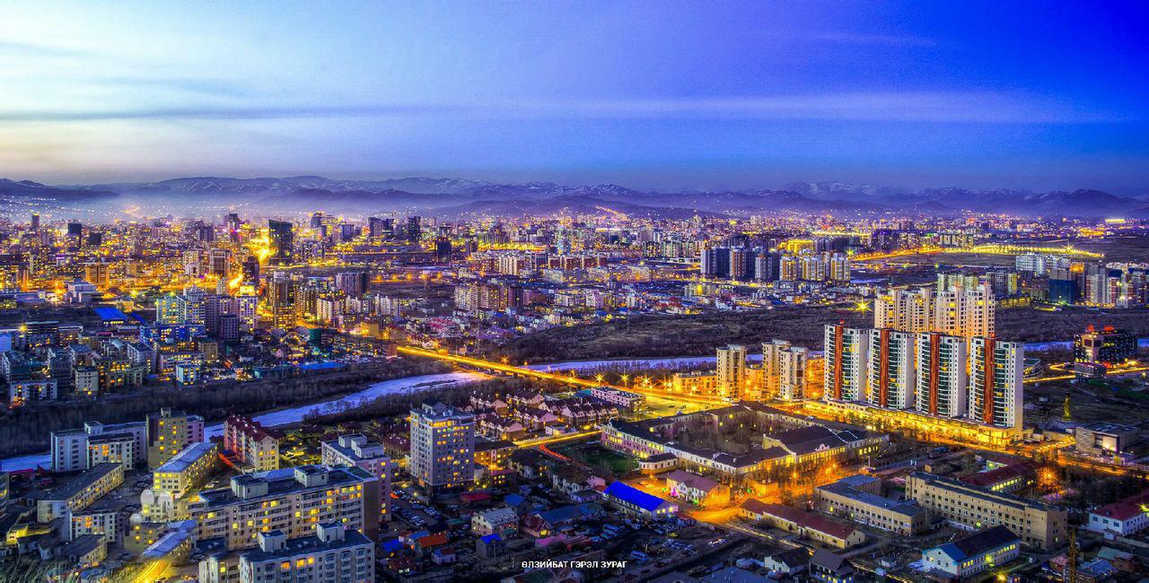 蒙古国双飞五日游