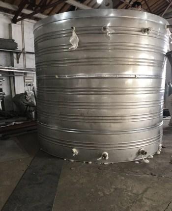 圆型聚氨酯发泡热水箱