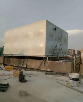 方型消防彩模压板保温水箱