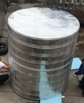 圆型聚氨酯保温水箱