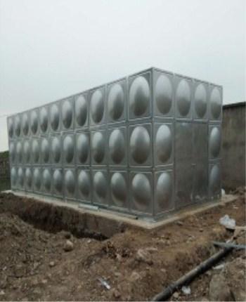 不锈钢方型箱泵一体化消防水箱