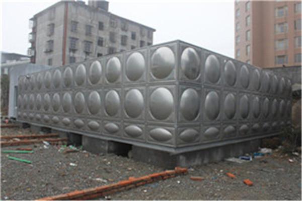 武汉订做不锈钢生活保温水箱