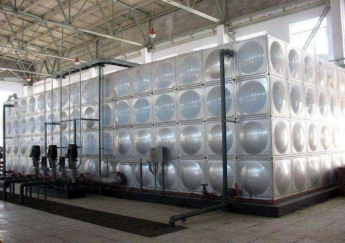 不锈钢保温水箱订做