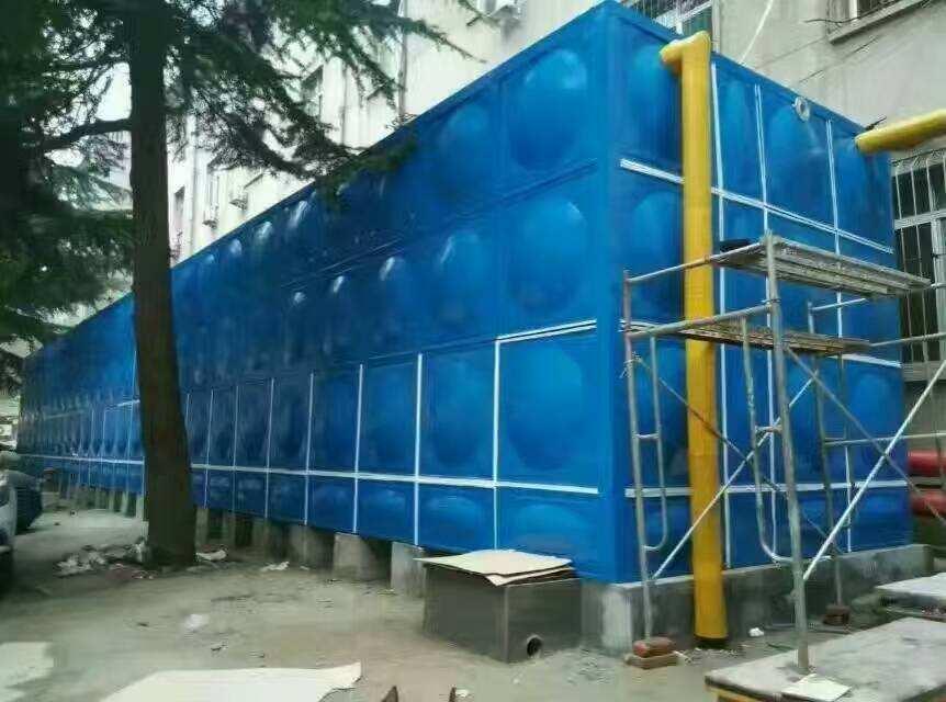 供应不锈钢保温水箱厂家