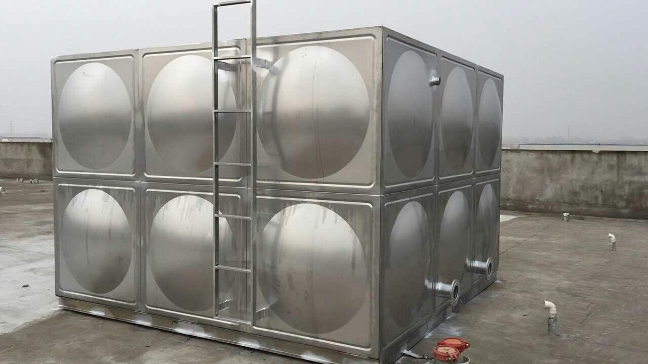 湖北供应不锈钢水箱厂家
