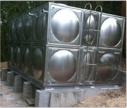 武汉不锈钢消防水箱定做