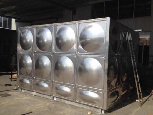 湖北环保型不锈钢水箱厂家