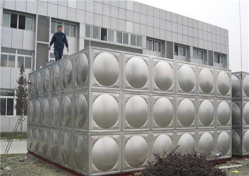 武汉不锈钢水箱供应