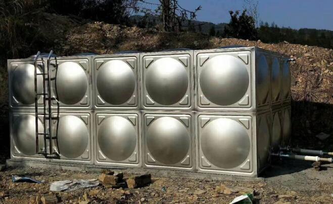 武汉不锈钢双层水箱