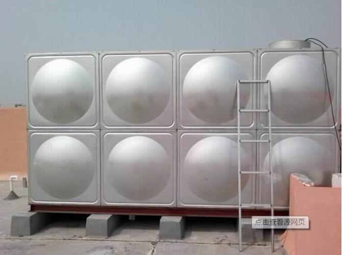 武汉不锈钢圆形水箱报价