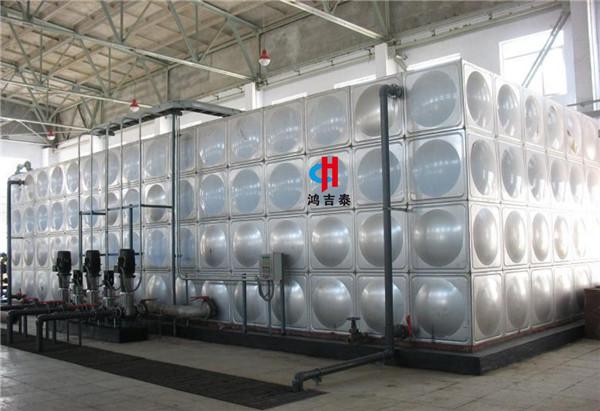 武汉不锈钢圆形水箱