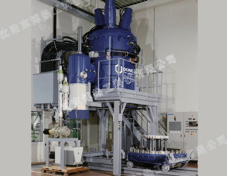 立式单室气淬型低压真空渗碳炉