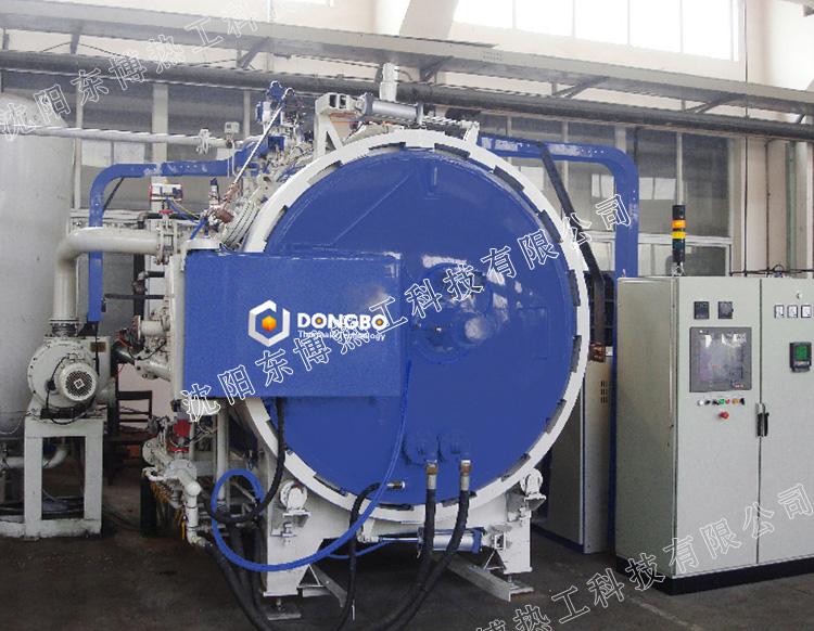 卧式单室气淬型高压气体氮化多功能真空炉