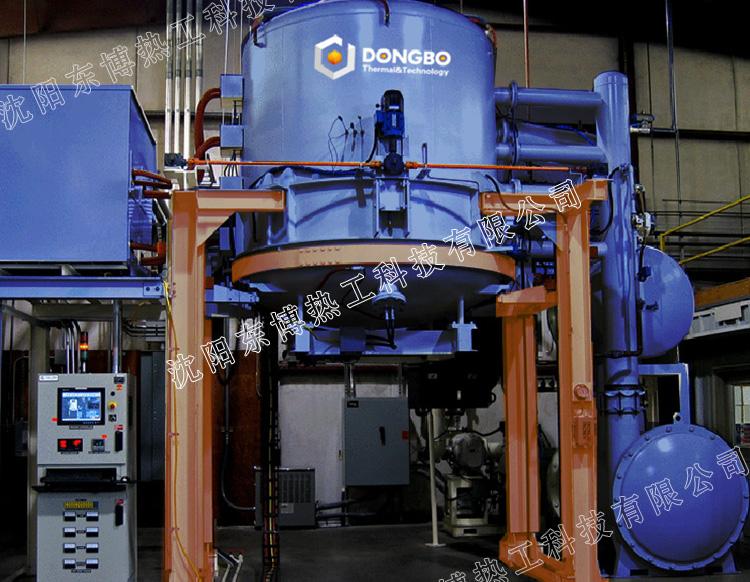 立式单室气冷型真空氢气炉